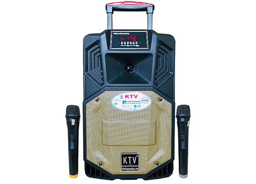 Loa kéo KTV SS1-08, loa di động 2.5 tấc, công suất đỉnh 100W