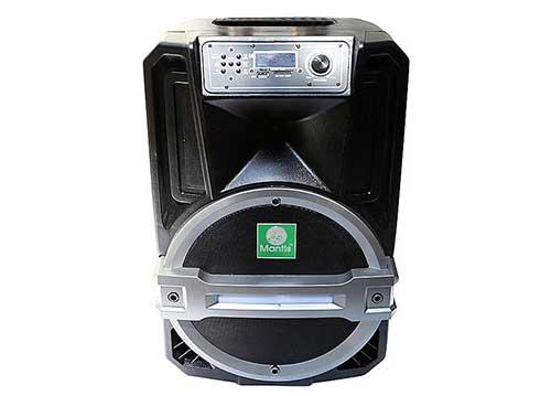 Loa kéo Mantis MTP-12A Plus, loa hát karaoke, công suất tối đa 350W