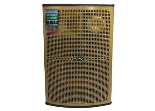 Loa kéo MBA H-5000, loa hát karaoke bass 3 tấc, max 450W
