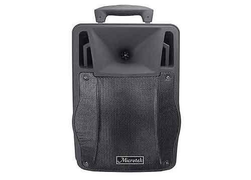 Loa kéo MICROTEK MTK-06R, loa karaoke cỡ nhỏ, PMPO 250W