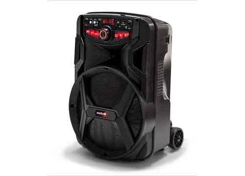 Loa kéo Mobell MH-1021B, loa karaoke vỏ nhựa, bass 2.5 tấc