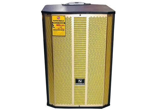 Loa kéo Nanomax SK-15X6, loa hát karaoke 3 đường tiếng
