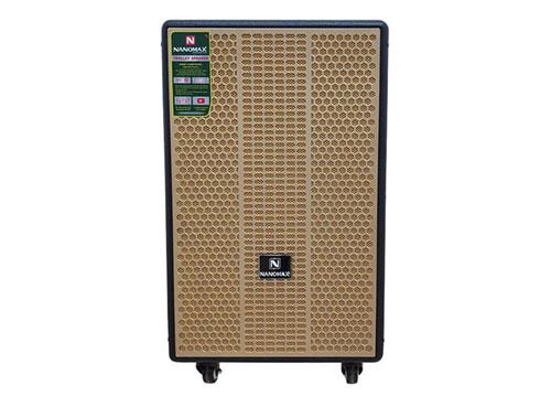 Loa kéo Nanomax SK-18H5, loa karaoke di động công suất lớn