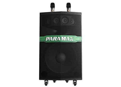 Loa kéo Panamax GO-300S, loa karaoke bluetooth 6 loa