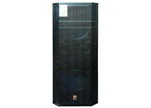 Loa kéo Prosing 215B, loa di động 2 bass 4 tấc, công suất 1000W