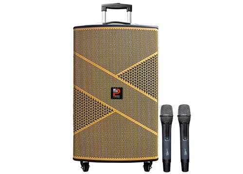 Loa kéo PROSING W12 INFINITY, loa karaoke vỏ gỗ cao cấp