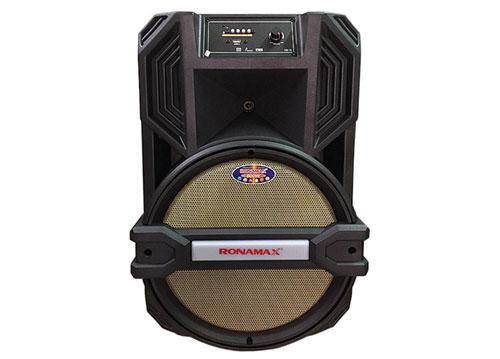 Loa kéo Ronamax KB15, loa karaoke 4.5 tấc, max đỉnh 600W