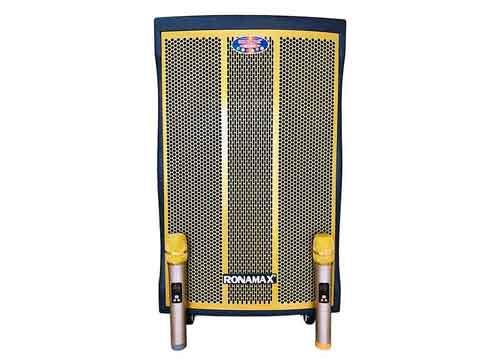 Loa kéo Ronamax MF18, loa karaoke di động công suất lớn