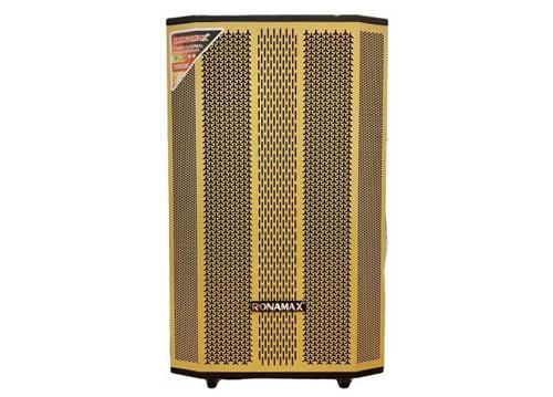 Loa kéo Ronamax MR18, loa karaoke di động 5.5 tấc, max 700W