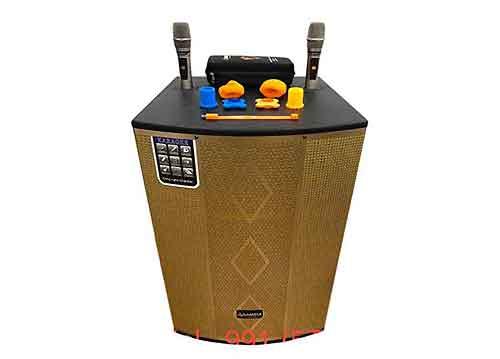 Loa kéo SAMSUI 991, loa hát karaoke cao cấp, bass 5 tấc