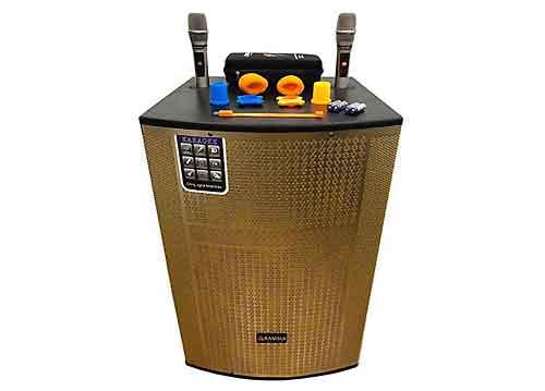 Loa kéo SAMSUI 992, loa karaoke di động, công suất max 800W