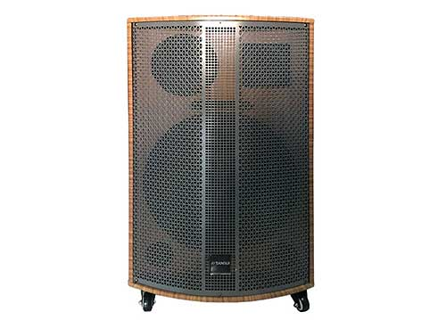 Loa kéo Sansui AL-TP515, loa karaoke vỏ gỗ, công nghệ Nhật Bản
