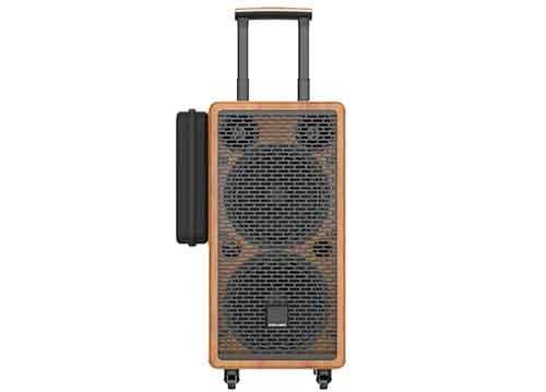 Loa kéo Sansui SG10-208, loa hát karaoke 2 bass 2.5 tấc