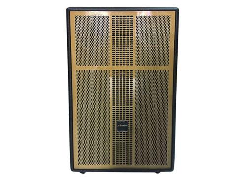 Loa kéo Sansui SG12-16, loa karaoke 4.5 tấc vỏ gỗ, đỉnh 600W