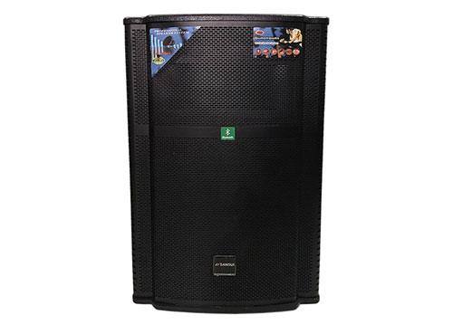 Loa kéo Sansui SG14-16, loa karaoke vỏ gỗ 4.5 tấc, max 600W