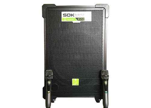 Loa kéo SOK NE-701, loa karaoke 2.5 tấc, công suất max 100W