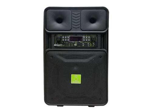 Loa kéo SOK NE-802, loa karaoke 3 tấc, âm thanh chất lượng cao