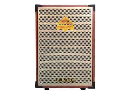 Loa kéo Soundbox GL1212, loa vali kéo hát karaoke, max 200W