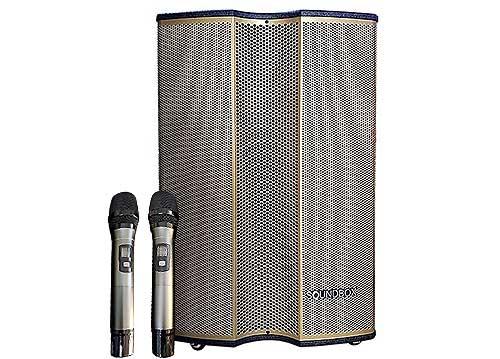 Loa kéo Soundbox S-18B, loa di động karaoke, công suất max 600W