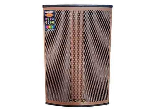 Loa kéo Soundbox SB-1516, loa karaoke gia đình, bass 4 tấc