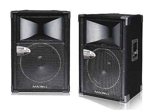 Loa Nanomax SK-321, dòng loa sân khấu và loa hội trường