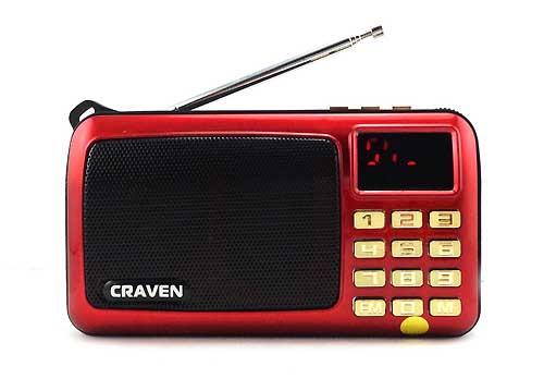 Loa Thẻ Nhớ , Usb Caraven CR-82