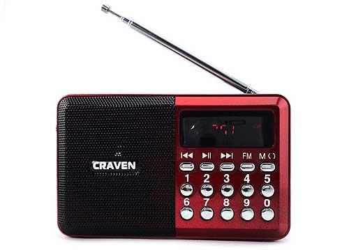 Loa Thẻ Nhớ, Usb Craven CR-26