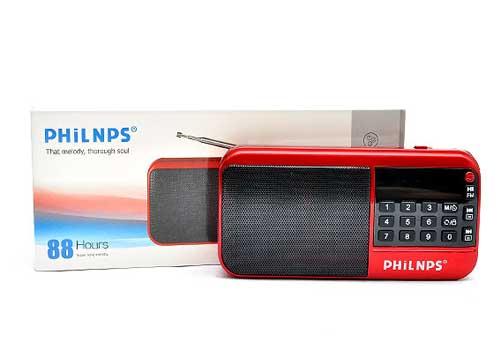 Loa Thẻ Nhớ, Usb PHiLNPS UM 37