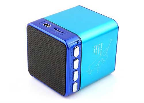 Loa Thẻ Nhớ, Usb Portatle Mini Speaker T2030
