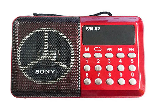 Loa thẻ nhớ, usb Sony SW-62