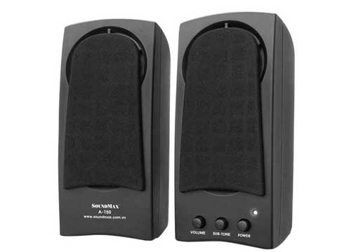 Loa vi tính 2.0 SoundMax A150