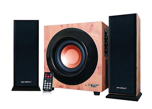 Loa Vi Tính 2.1 Soundmax A-2116
