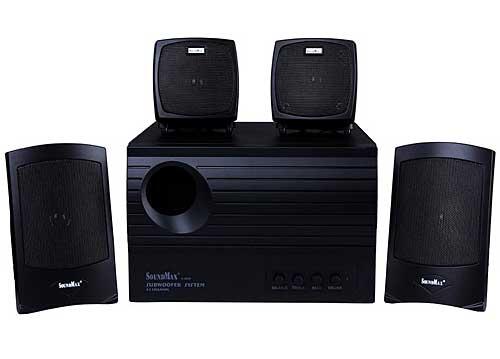 Loa Vi Tính 4.1 SoundMax A4000