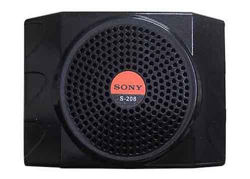 Máy trợ giảng bluetooth Sony S-208, dùng mic không dây-15W