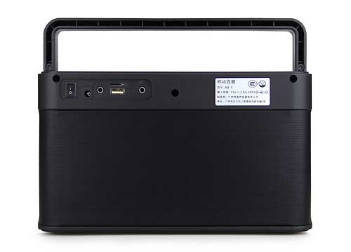 Máy Trợ Giảng + Loa Bluetooth 3.0 Temeisheng A4-1