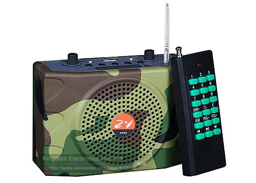 Máy trợ giảng-nghe nhạc- nghe radio ZY-898