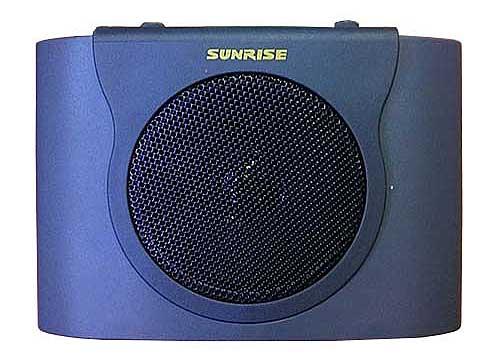 Máy trợ giảng Sunrise SM 9110 chính hãng | cung cấp sỉ loa trợ giảng