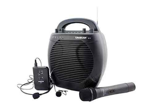 Máy trợ giảng Takstar E17, dòng cao cấp, kèm 3 loại mic