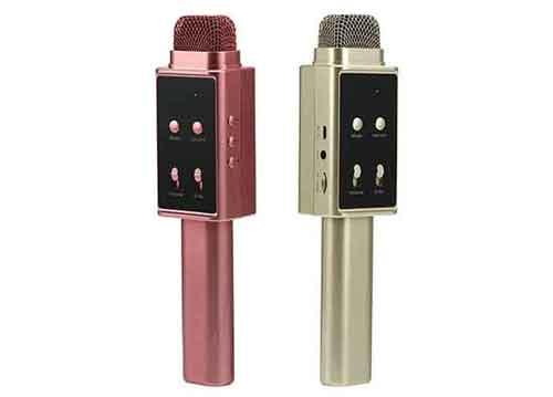 Mic karaoke bluetooth H6, chất lượng âm thanh trung thực