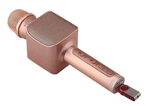 Mic karaoke bluetooth SU-YOSD YS-68, công suất 3 Watt