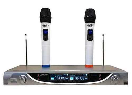 Mic không dây Bose BS999, âm thanh trung thật và rõ nét