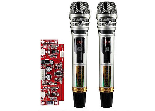 Micro không dây cho loa kéo di động Q12T / Q35