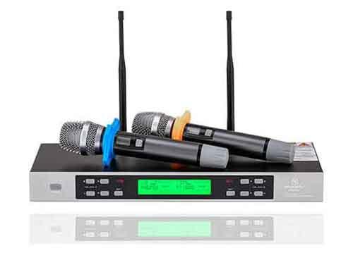 Micro không dây VinaKTV S500-Pro, thu âm cực tốt
