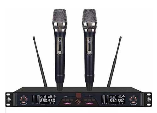 Micro ko dây SHURE MF-616 PRO, mic hát karaoke bluetooth