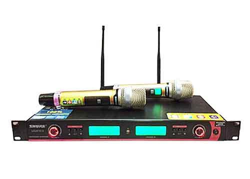 Microphone đa năng Shure UGX10 II