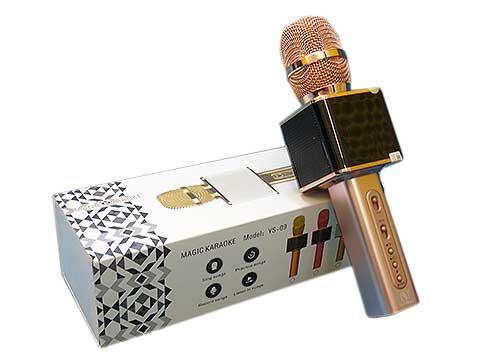 Microphone Karaoke Kèm Loa Bluetooth YS-08