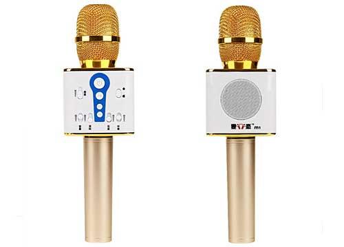 Microphone Karaoke Kèm Loa KTV M1