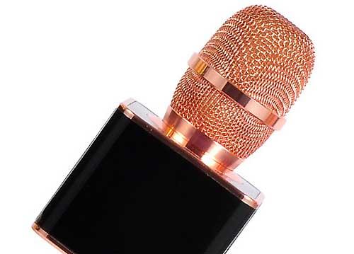 Microphone Karaoke Kèm Loa KTV YS-11