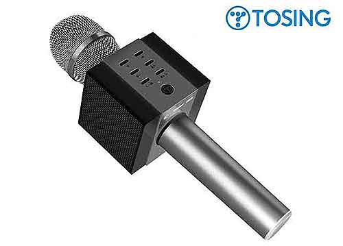 Microphone karaoke kèm loa Tosing 008