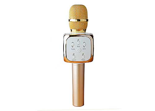 Microphone Karaoke - Loa Bluetooth 2 IN 1 IRO K8